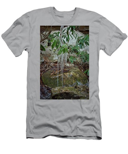 Leaf Drippings Men's T-Shirt (Athletic Fit)