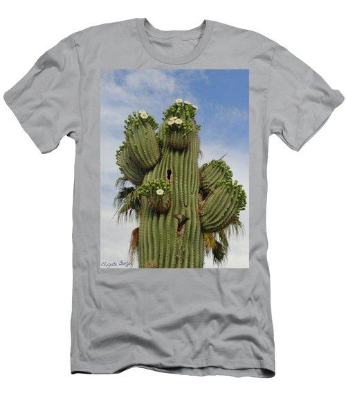 Leaving The Nest Men's T-Shirt (Athletic Fit)