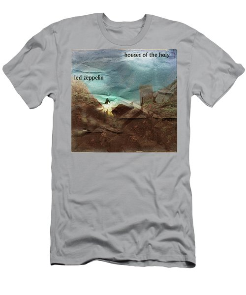 Led Zepp Houses Of The Holy  Men's T-Shirt (Athletic Fit)
