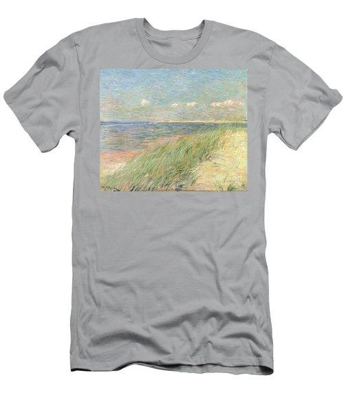 Les Dunes Du Zwin Knokke Men's T-Shirt (Athletic Fit)