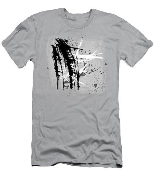 Let It Go Men's T-Shirt (Slim Fit) by Melissa Smith