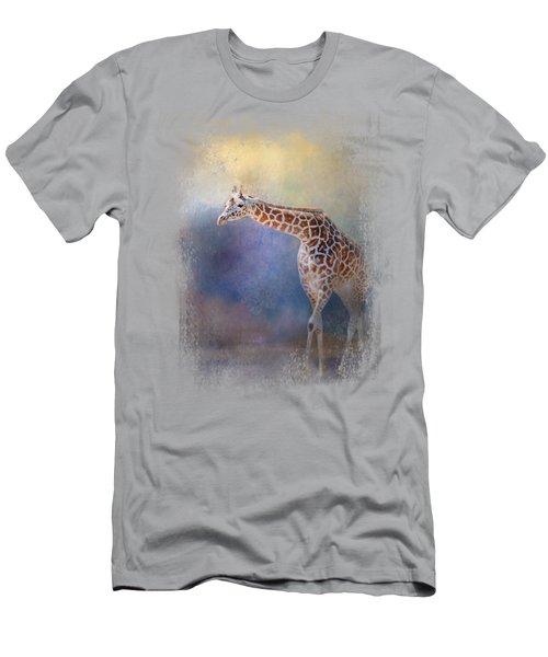 Let The Sun Shine In Men's T-Shirt (Slim Fit) by Jai Johnson