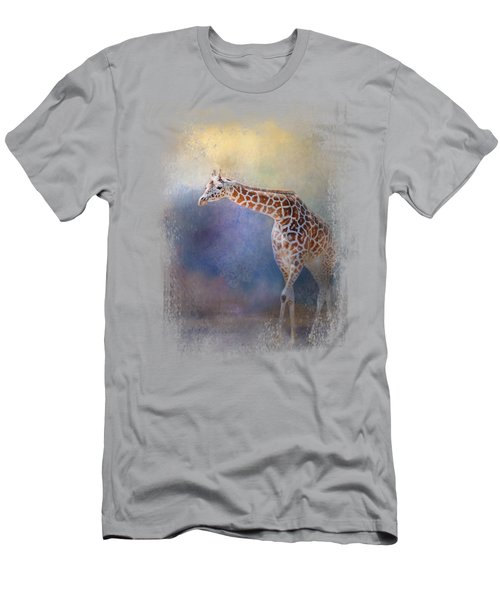 Let The Sun Shine In Men's T-Shirt (Athletic Fit)