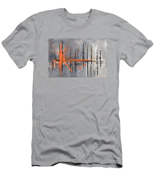 Levels Men's T-Shirt (Slim Fit) by Bruce Stanfield