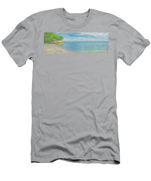 Lewis And Clark Lake Men's T-Shirt (Athletic Fit)
