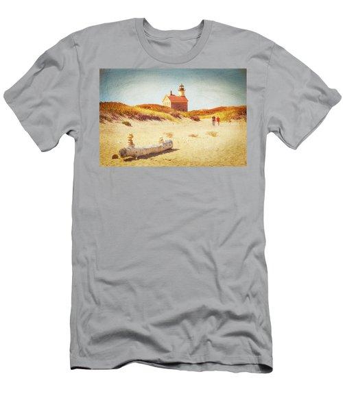 Lifes Journey Men's T-Shirt (Athletic Fit)