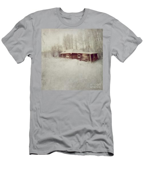 Like A Book With Blank Pages Men's T-Shirt (Athletic Fit)
