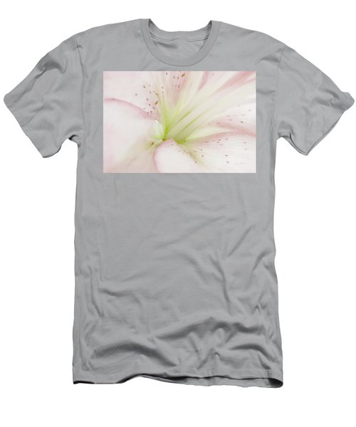 Lily Centered Men's T-Shirt (Athletic Fit)
