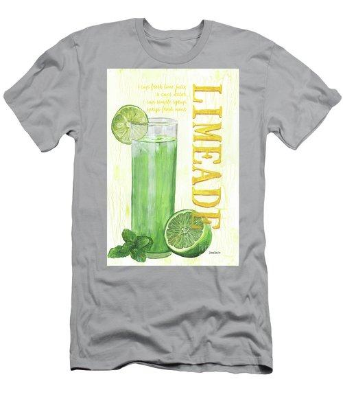 Limeade Men's T-Shirt (Athletic Fit)