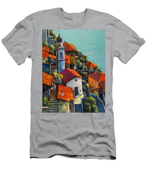 Limone Del Garda Men's T-Shirt (Athletic Fit)