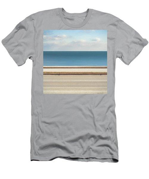 Lincoln Memorial Drive Men's T-Shirt (Athletic Fit)