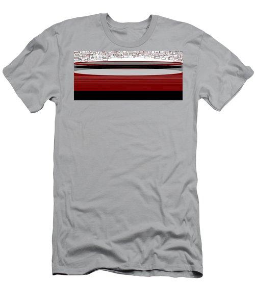 Lines 3 Men's T-Shirt (Athletic Fit)
