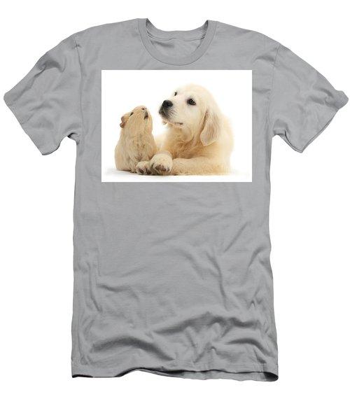 Listen When I'm Tellin Ya Men's T-Shirt (Athletic Fit)