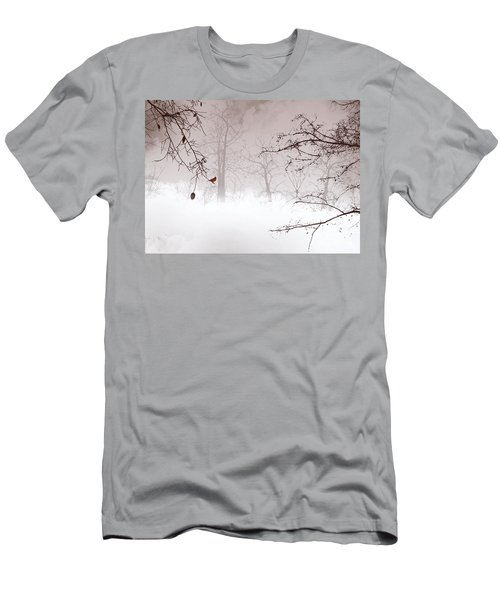 Listening Men's T-Shirt (Slim Fit) by Trilby Cole