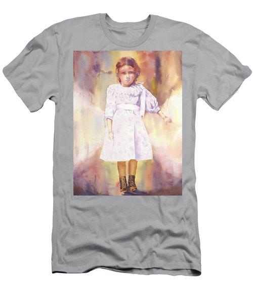 Little Anna Men's T-Shirt (Athletic Fit)
