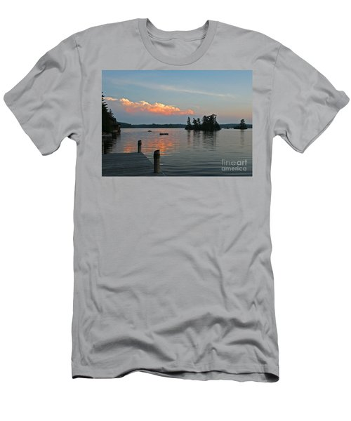 Little Bald Lake Men's T-Shirt (Athletic Fit)