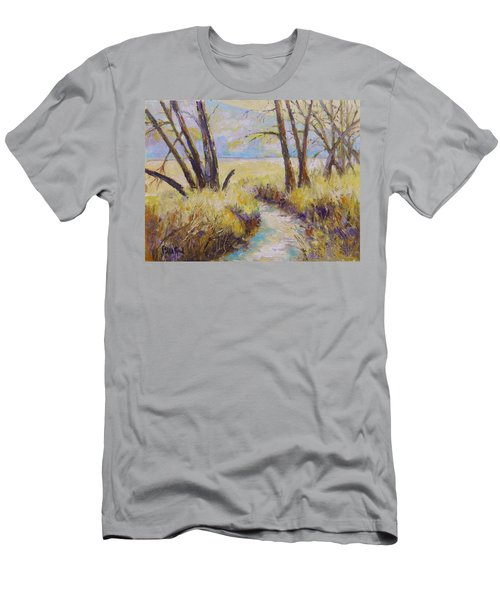 Little Creek Men's T-Shirt (Slim Fit) by William Reed