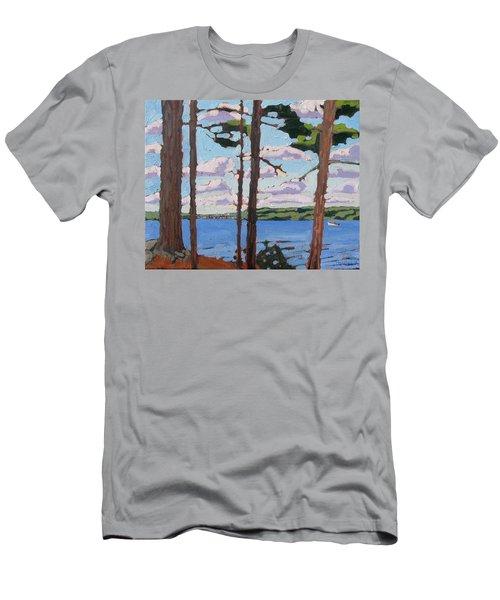 Little Rideau Lake Men's T-Shirt (Athletic Fit)
