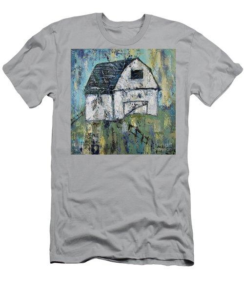 Lone Barn Men's T-Shirt (Slim Fit) by Kirsten Reed