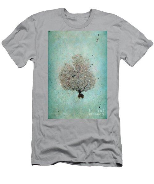 Lone Sea Fan Men's T-Shirt (Athletic Fit)
