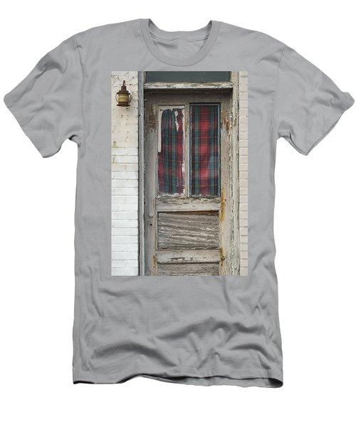 Long Face Men's T-Shirt (Athletic Fit)