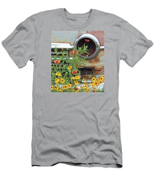 Long Term Parking Men's T-Shirt (Slim Fit) by Joe Jake Pratt