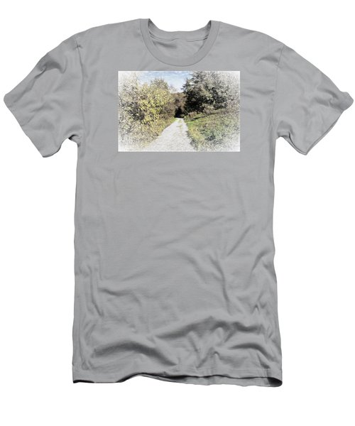 Long Trail Men's T-Shirt (Athletic Fit)