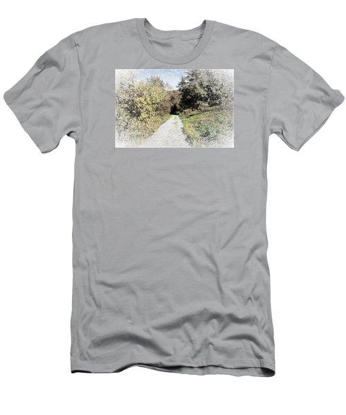 Long Trail Men's T-Shirt (Athletic Fit)
