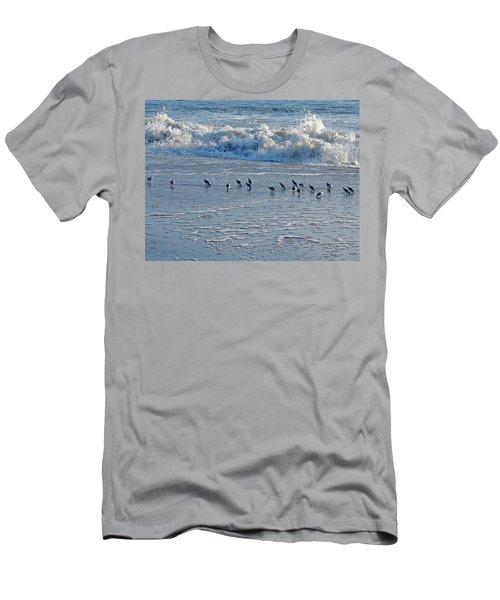 Looking For Munchies Men's T-Shirt (Athletic Fit)