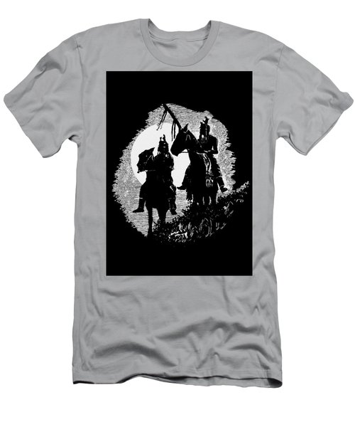 Lookouts Men's T-Shirt (Slim Fit) by Lawrence Tripoli