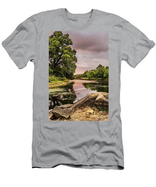 Lost Lake II Men's T-Shirt (Athletic Fit)