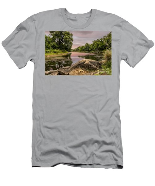Lost Lake Men's T-Shirt (Athletic Fit)