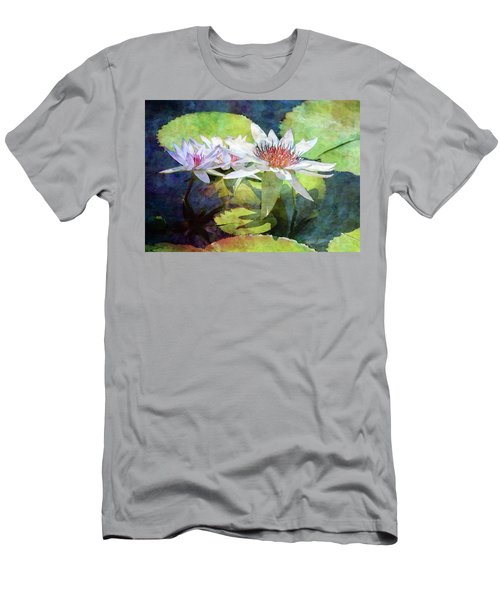 Lotus Trio 2923 Idp_2 Men's T-Shirt (Athletic Fit)
