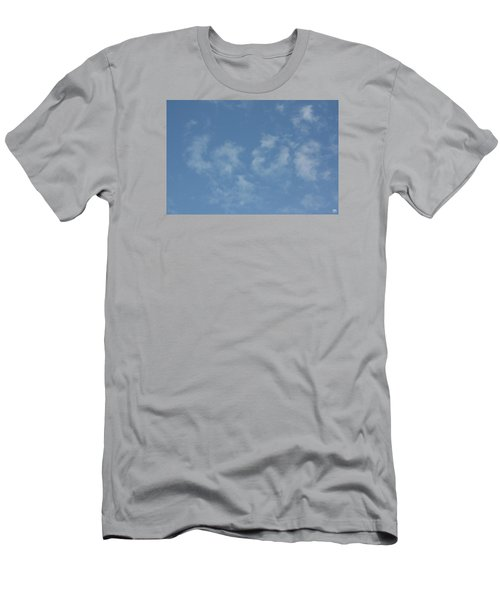 Love Is In The Air Men's T-Shirt (Athletic Fit)