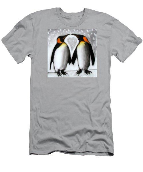 Love Men's T-Shirt (Slim Fit)