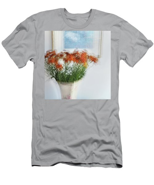 Love To Mother Men's T-Shirt (Slim Fit)