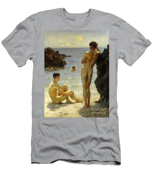 Lovers Of The Sun Men's T-Shirt (Athletic Fit)