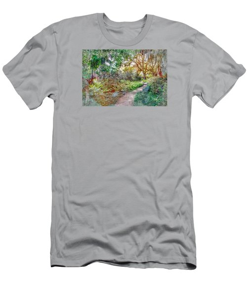 Low Country Walk Men's T-Shirt (Athletic Fit)