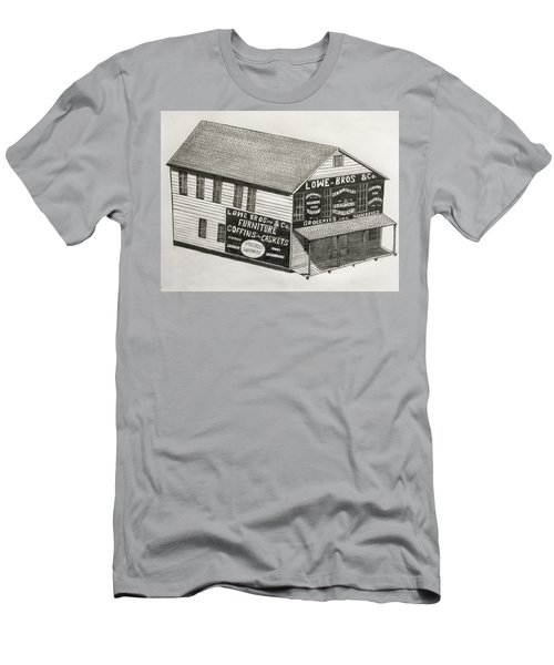 Lowe Brothers Hardware  Men's T-Shirt (Slim Fit) by Tony Clark