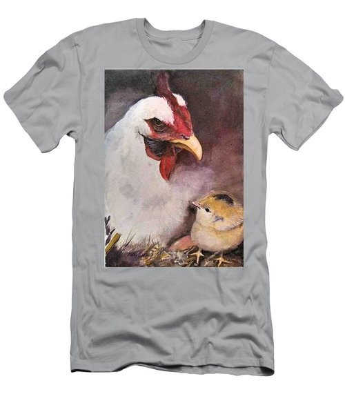 Ma Ma And Little Peep Men's T-Shirt (Athletic Fit)