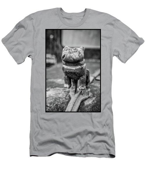 Mack Truck Hood Ornament Men's T-Shirt (Athletic Fit)