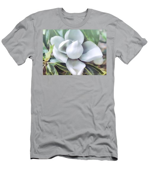 Magnolia Opening 2 Men's T-Shirt (Athletic Fit)