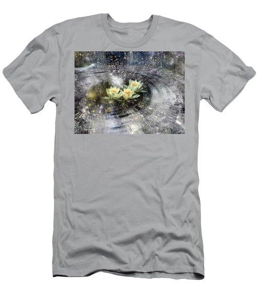 Magick Ripples Men's T-Shirt (Athletic Fit)