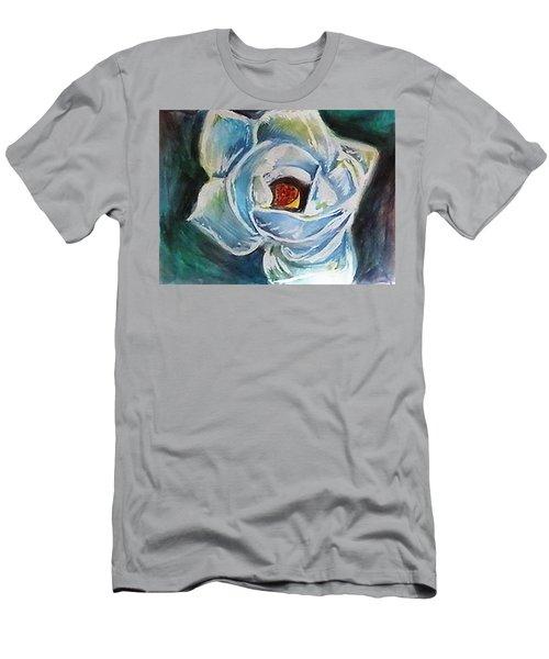 Magnolia 3 Men's T-Shirt (Slim Fit) by Loretta Nash