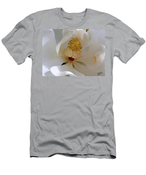 Magnolia Happiness Men's T-Shirt (Athletic Fit)