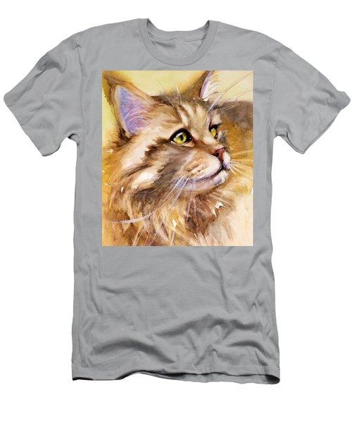 Main Coon Men's T-Shirt (Athletic Fit)