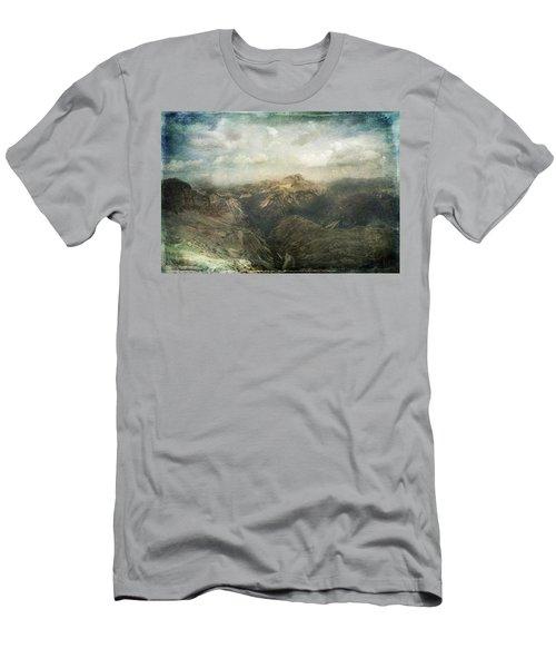 Majestic Dolomites Men's T-Shirt (Athletic Fit)