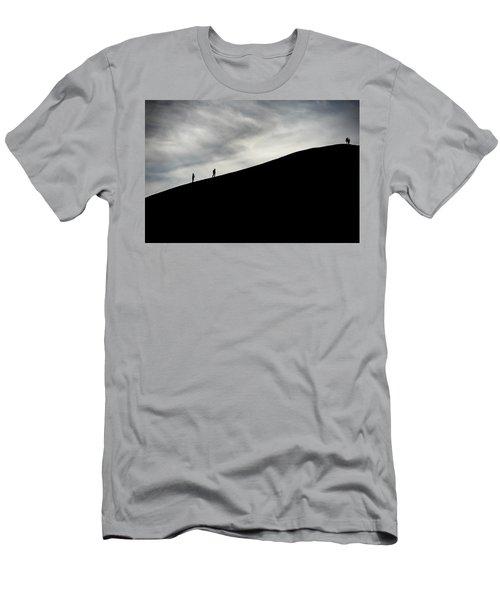 Make The Climb Men's T-Shirt (Athletic Fit)