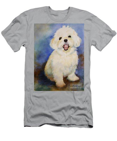 Maltese Named Ben Men's T-Shirt (Athletic Fit)