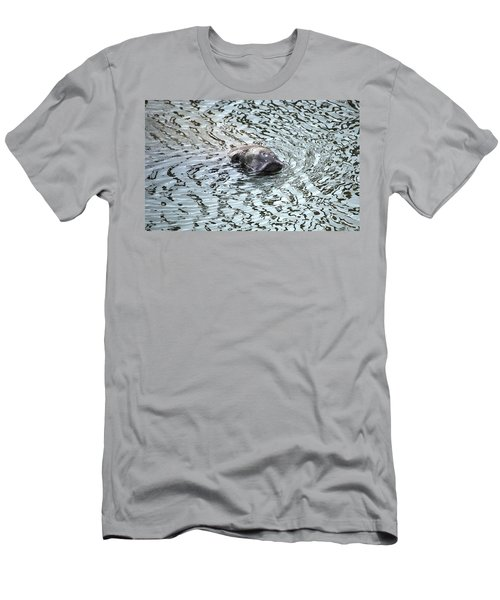 Manatee 2 Men's T-Shirt (Athletic Fit)